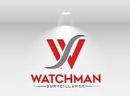 Watchman Surveillance Logo - Entry #229