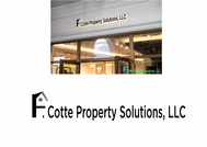 F. Cotte Property Solutions, LLC Logo - Entry #150