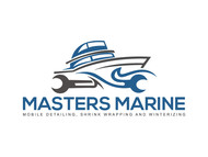 Masters Marine Logo - Entry #233