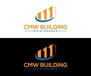CMW Building Maintenance Logo - Entry #200