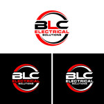 BLC Electrical Solutions Logo - Entry #187