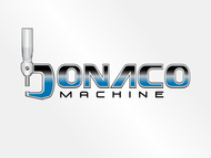 Jonaco or Jonaco Machine Logo - Entry #240