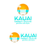 kauai beach bums Logo - Entry #22