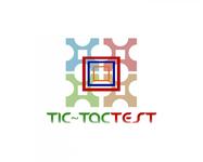 TicTacTest Logo - Entry #26