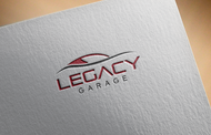 LEGACY GARAGE Logo - Entry #33
