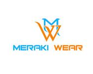 Meraki Wear Logo - Entry #107