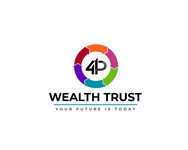 4P Wealth Trust Logo - Entry #152
