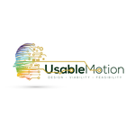 UsableMotion Logo - Entry #61