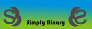 Simply Binary Logo - Entry #142