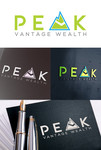 Peak Vantage Wealth Logo - Entry #157