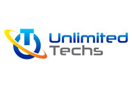 Unlimited Techs Logo - Entry #35