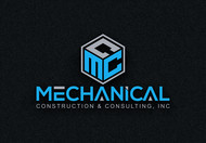 Mechanical Construction & Consulting, Inc. Logo - Entry #30