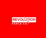 Revolution Fence Co. Logo - Entry #294