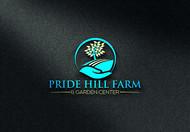 Pride Hill Farm & Garden Center Logo - Entry #103