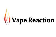 Vape Reaction Logo - Entry #14