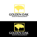Golden Oak Wealth Management Logo - Entry #230