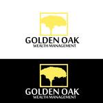 Golden Oak Wealth Management Logo - Entry #230