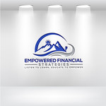 Empowered Financial Strategies Logo - Entry #366
