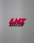 LNS Connect or LNS Connected or LNS e-Connect Logo - Entry #53