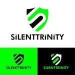 SILENTTRINITY Logo - Entry #80