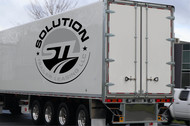 Solution Trailer Leasing Logo - Entry #24