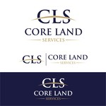CLS Core Land Services Logo - Entry #203