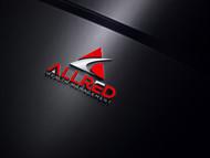 ALLRED WEALTH MANAGEMENT Logo - Entry #509