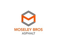 Moseley Bros. Asphalt Logo - Entry #48