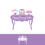 Topsey turvey tables Logo - Entry #148