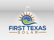 First Texas Solar Logo - Entry #43