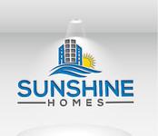 Sunshine Homes Logo - Entry #61