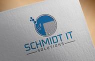 Schmidt IT Solutions Logo - Entry #75