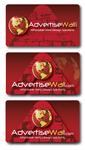 Advertisewall.com Logo - Entry #28