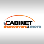 Cabinet Makeovers & More Logo - Entry #201