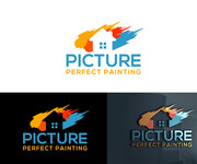 Picture Perfect Painting Logo - Entry #78