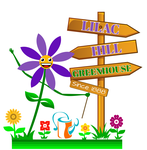 Lilac Hill Greenhouse Logo - Entry #159
