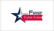 First Texas Solar Logo - Entry #108