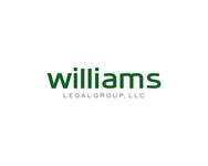 williams legal group, llc Logo - Entry #38