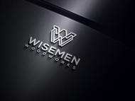 Wisemen Woodworks Logo - Entry #2