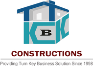 KBK constructions Logo - Entry #91