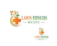 Lawn Fungus Medic Logo - Entry #202