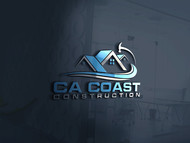 CA Coast Construction Logo - Entry #223