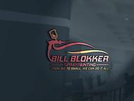 Bill Blokker Spraypainting Logo - Entry #83