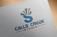 Calls Creek Studio Logo - Entry #139