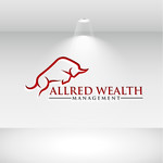 ALLRED WEALTH MANAGEMENT Logo - Entry #273