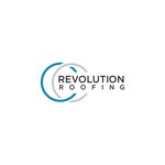 Revolution Roofing Logo - Entry #352