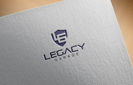 LEGACY GARAGE Logo - Entry #31