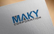 MAKY Corporation  Logo - Entry #28