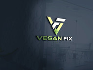 Vegan Fix Logo - Entry #175