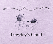 Tuesday's Child Logo - Entry #13